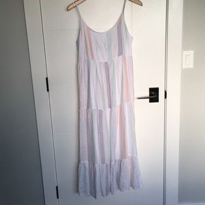 C&C Striped Dress